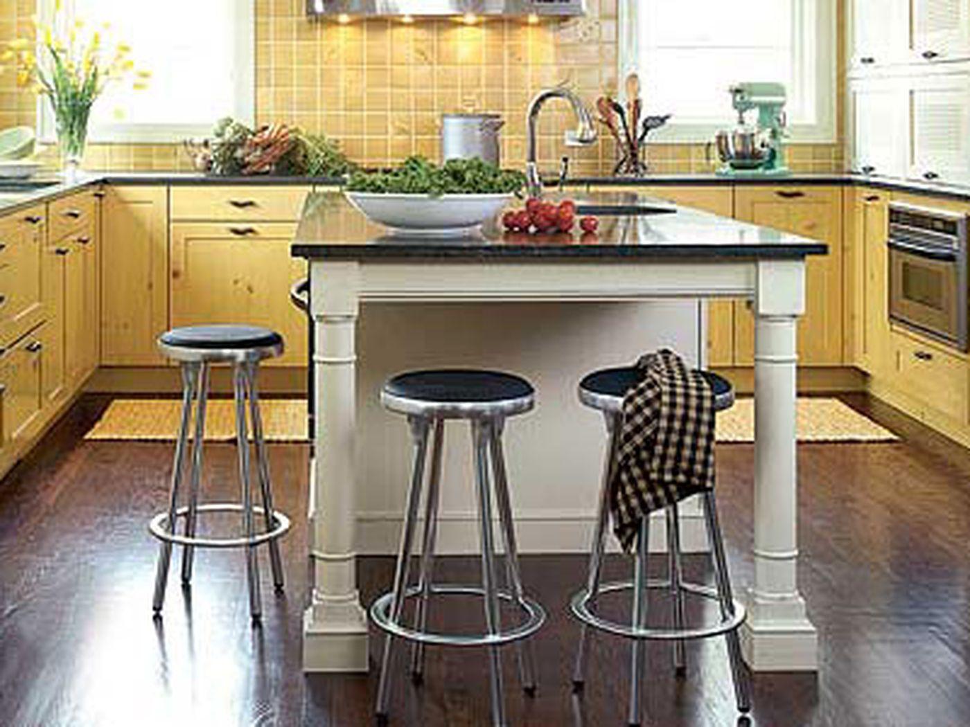 kitchen island design ideas this old