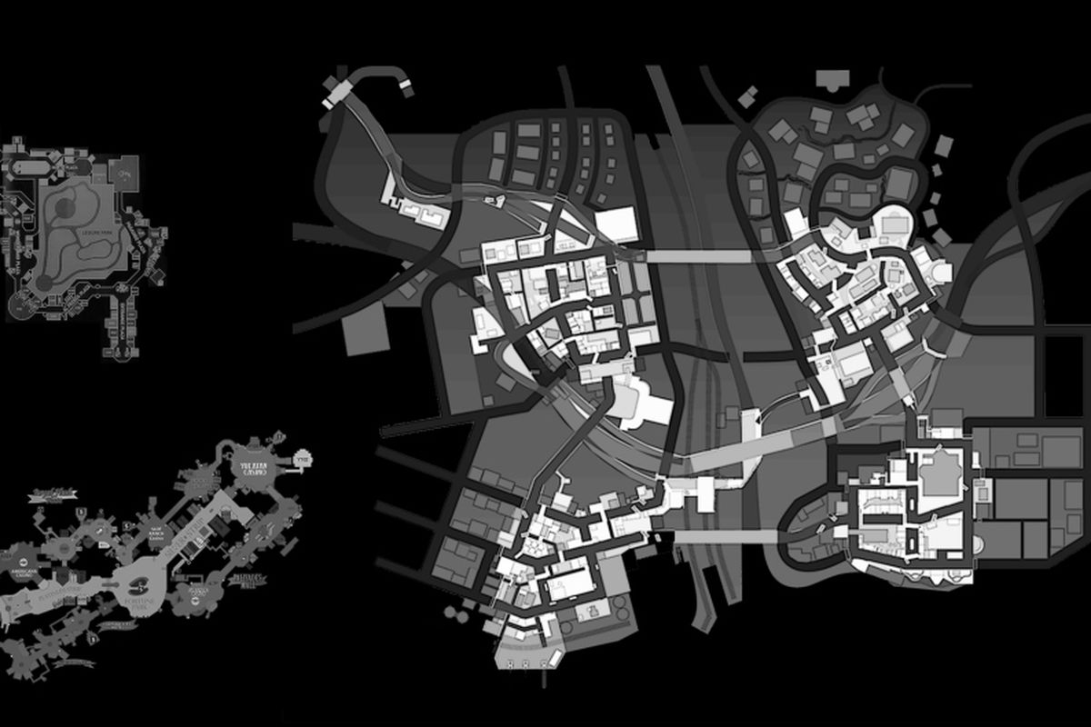 Dead Rising 3 Map Is Bigger Than First Two Games Combined