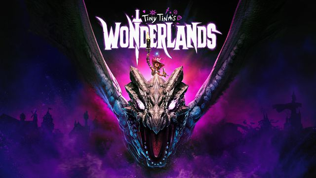 TTWL_Key_Art.0 Borderlands gets a fantasy spinoff with Tiny Tina's Wonderlands | Polygon