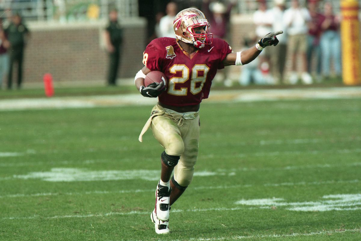 The Top 100 FSU Football Plays Of All-time: No. 49—Warrick