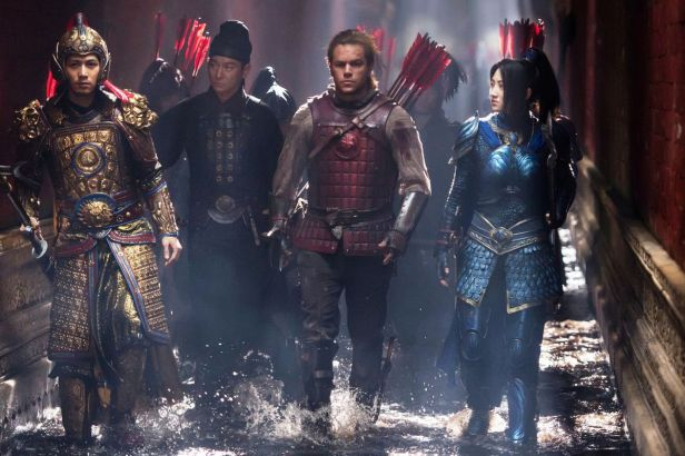 """Image result for the great wall movie"""""""