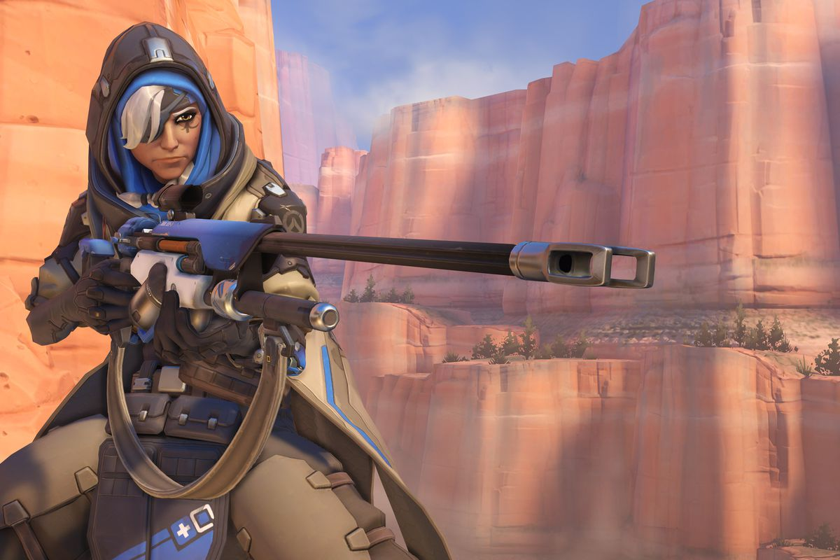 Overwatchs Latest Patch Brings Ana To PS4 And More