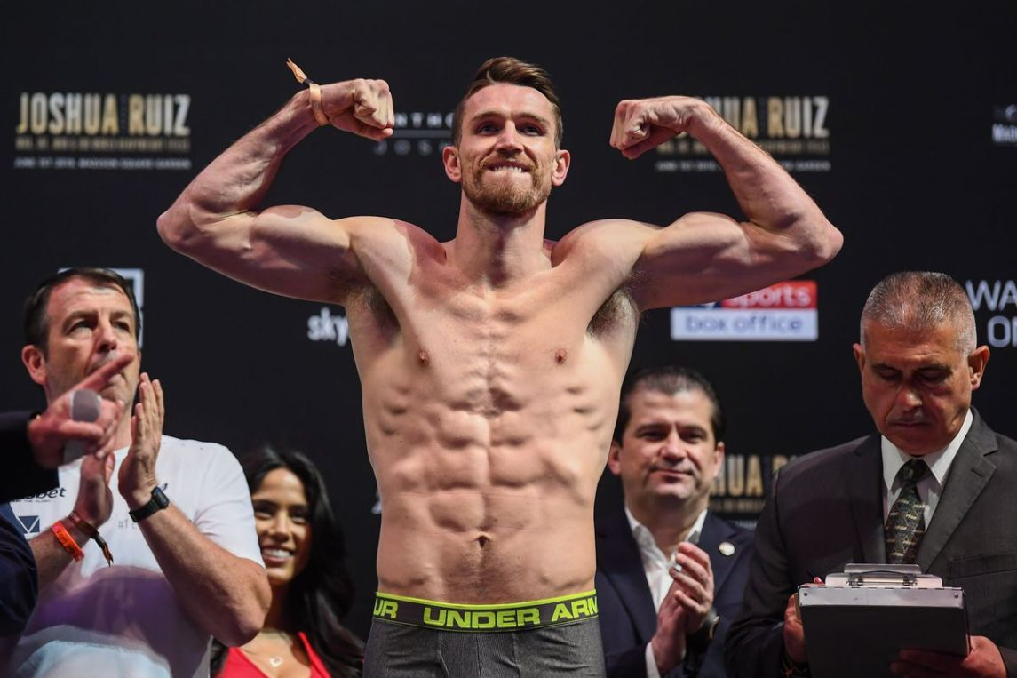 Callum Smith: Canelo Has To Go Through Me If He Wants 168Lb Supremacy - Bad Left Hook
