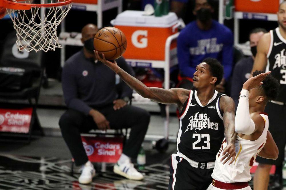 Αποτέλεσμα εικόνας για LA Clippers - Cleveland Cavaliers 128-111
