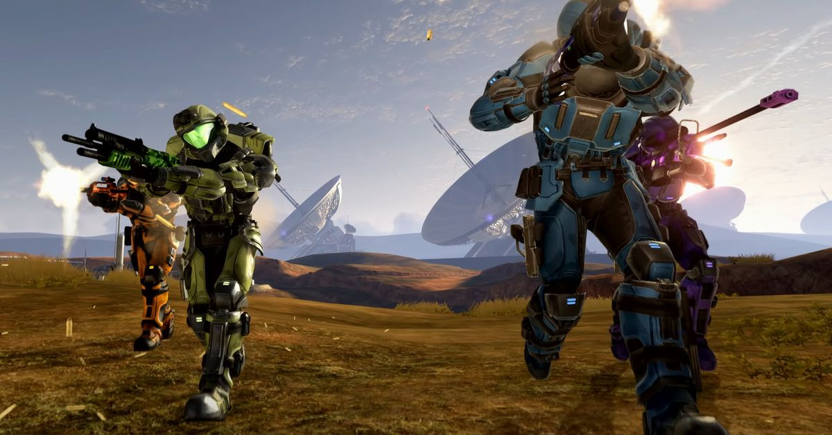 Halo MCC brings mouse and keyboard support to Xbox, leveling the playing field with PC