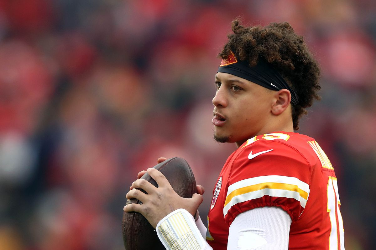 Patrick Mahomes Doesn't Care About Your Home Playoff