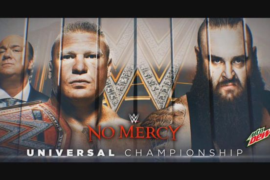 Image result for lesnar strowman no mercy