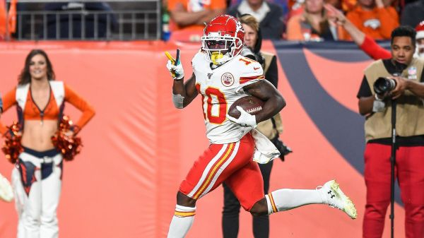 Five things we learned as the Chiefs defeated the Broncos