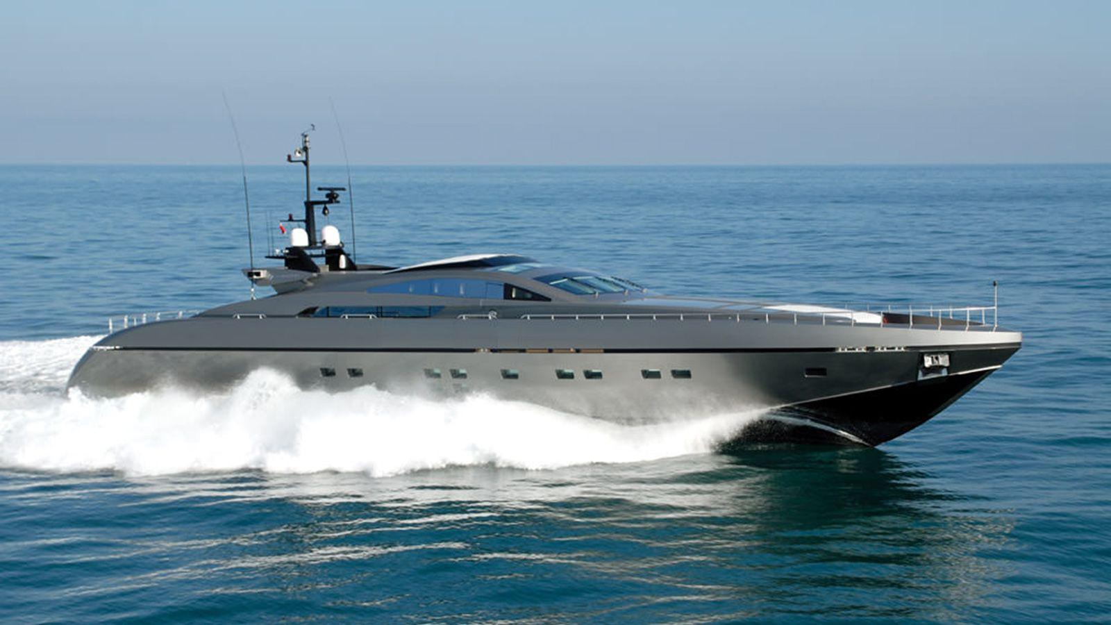 Villainous Superyacht Pure Insanity Docks In Miami