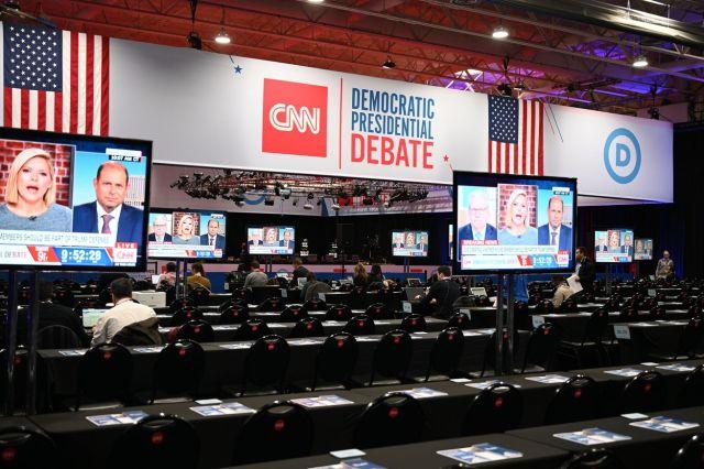 US-VOTE-2020 DEMOCRATS-DEBATE-POLITICS