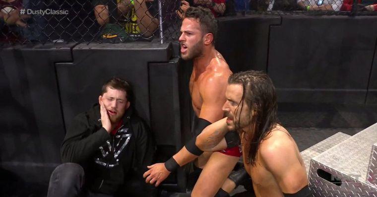 NXT recap & reactions: Fallout