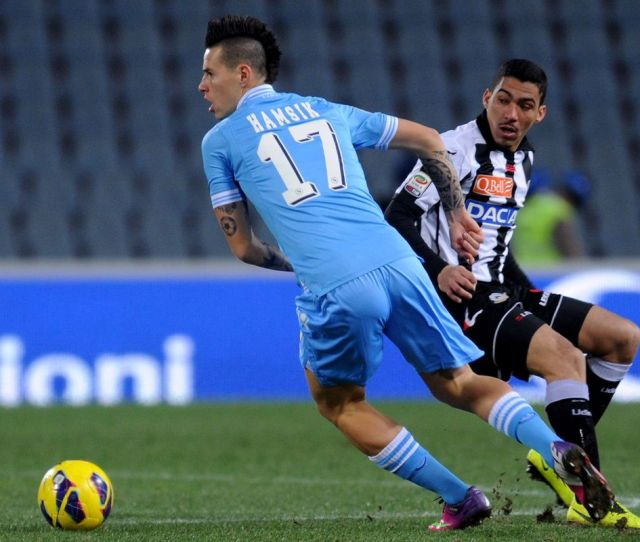 Udinese Vs Napoli Final Score   Juventus The Real Winners