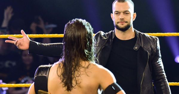 Finn Balor talks being back in NXT full time