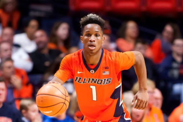 Image result for illinois basketball