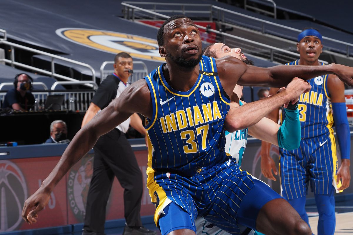 2021 Play-In Tournament - Charlotte Hornets vs. Indiana Pacers