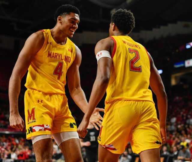 Maryland Mens Basketballs Ricky Lindo Jr Enters Transfer Portal