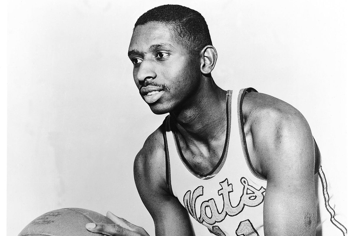 Earl Lloyd First Black Player In Nba Historys At 86