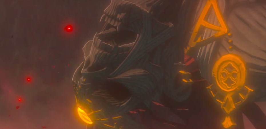 Breath Of The Wild Fans Are Rehydrating Ganondorf S Mummy To