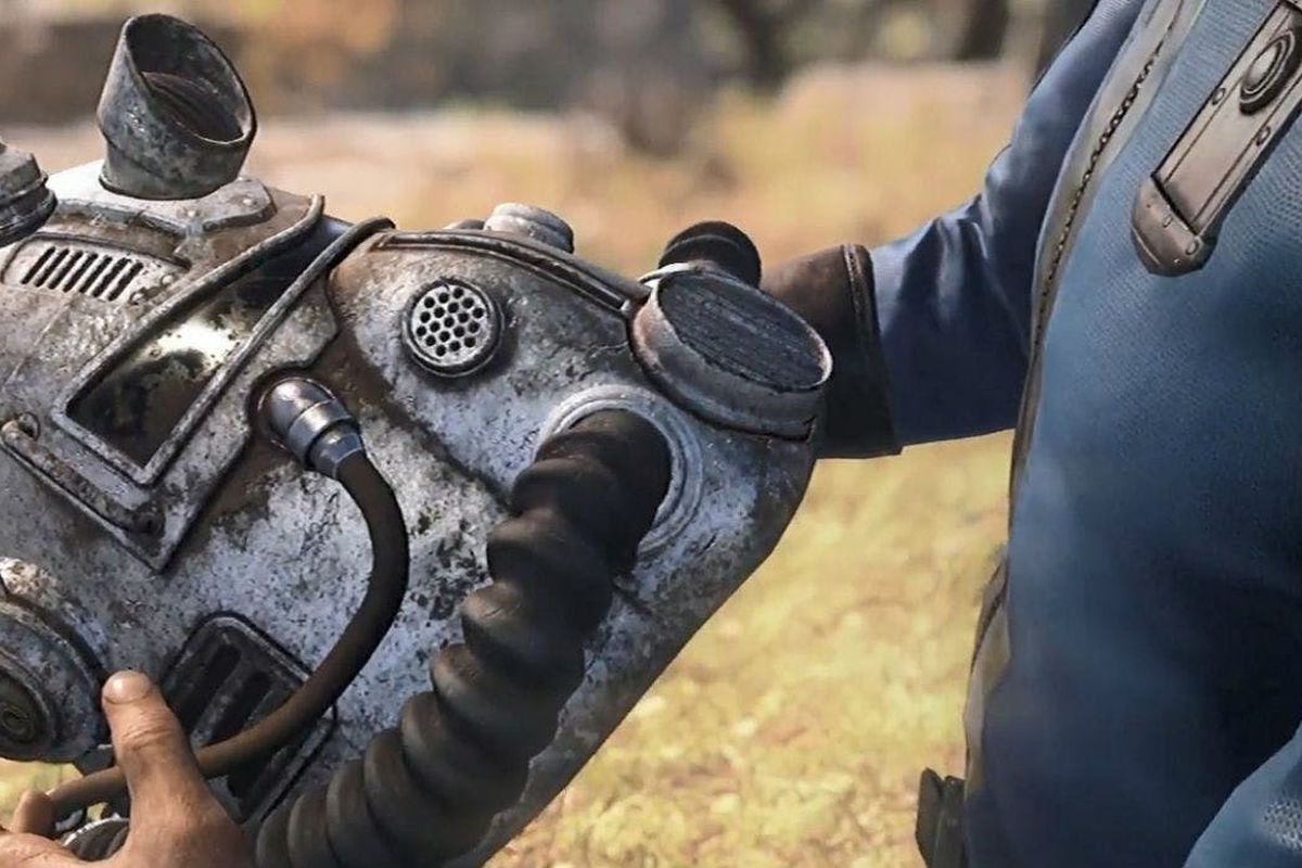 This Fallout 76 Player Has Declared Himself An Endgame