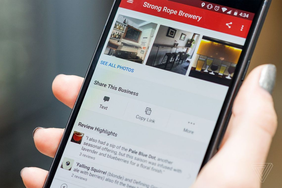 Yelp is making it easier for users to search for Asian-owned businesses