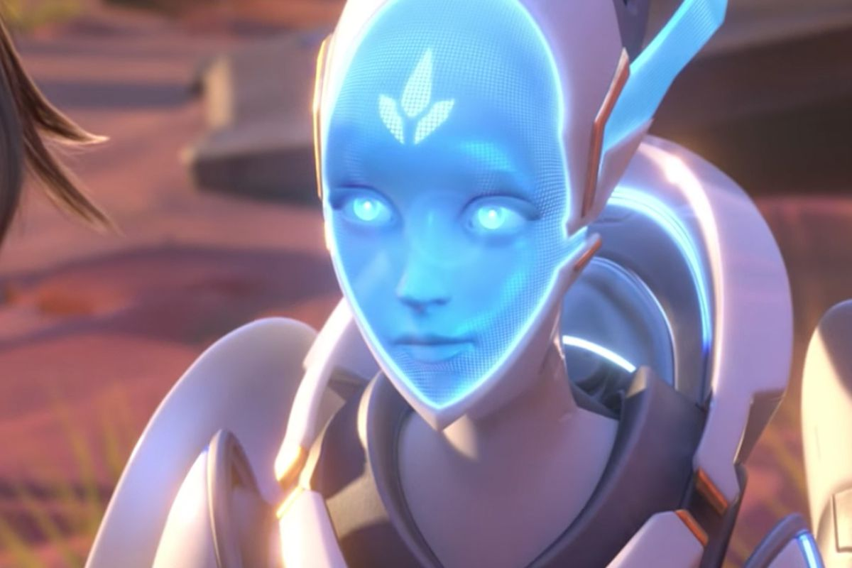 Heres What We Know About Echo One Of Overwatchs Future