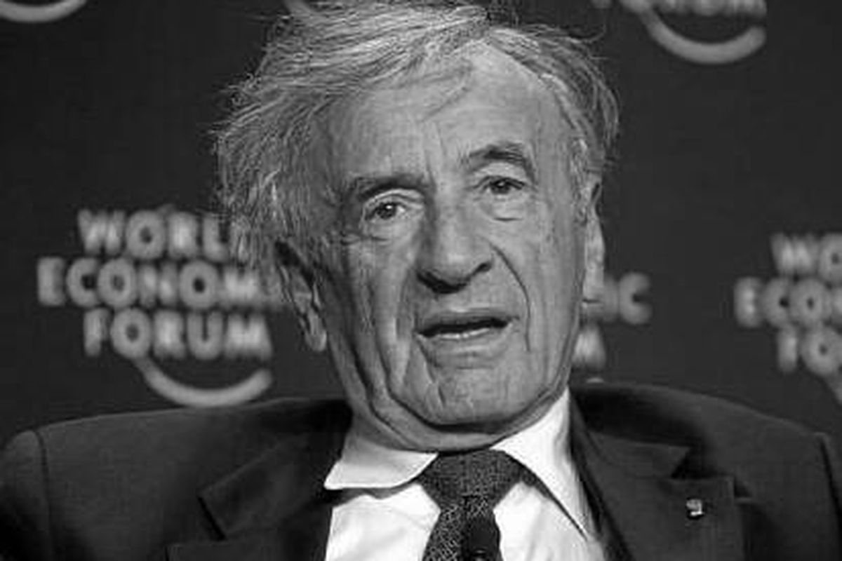 Remember Nobel Peace Prize Winner Elie Wiesel Dead At 87