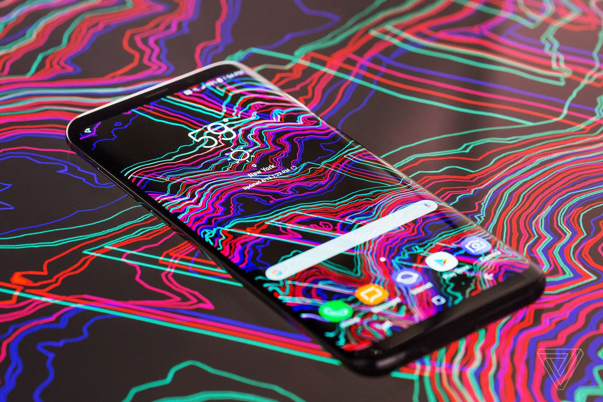 Enter Our Phone Wallpaper Design Contest For A Chance To Be Featured In A Review The Verge
