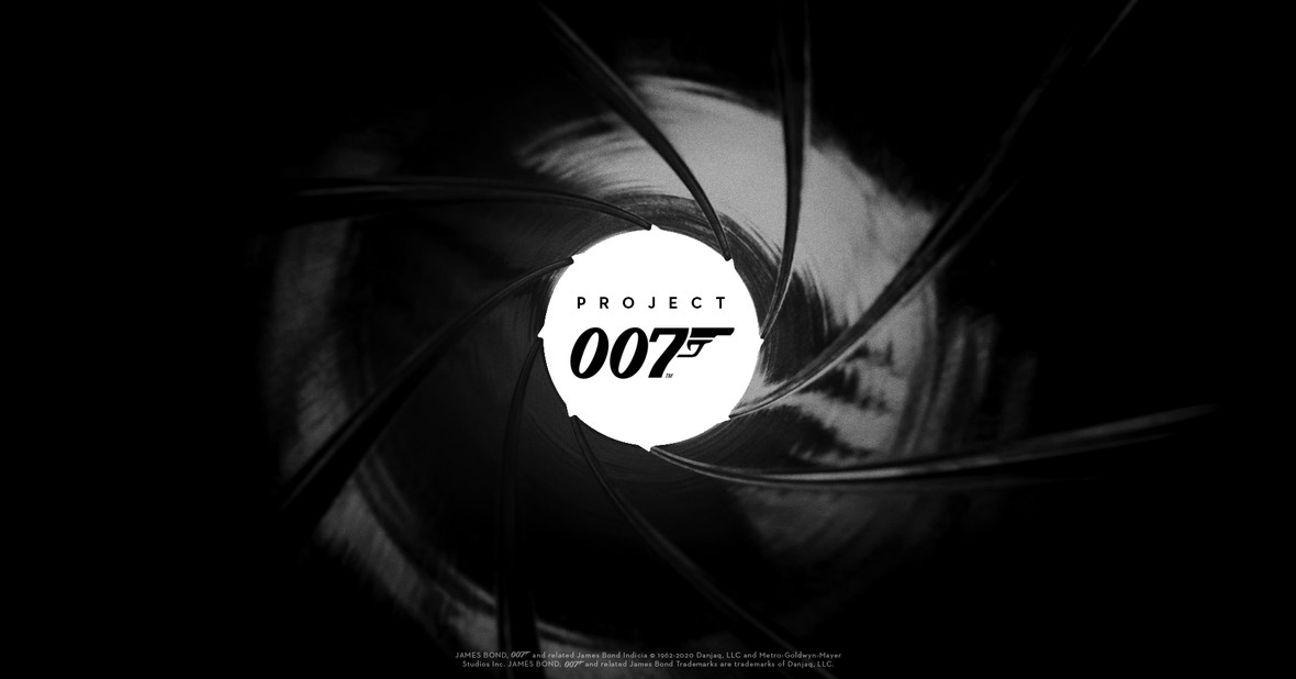 Hitman developers are working on a James Bond game