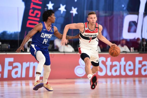 NBA: Uthoff unable to do much for Wizards in bubble - Bullets Forever