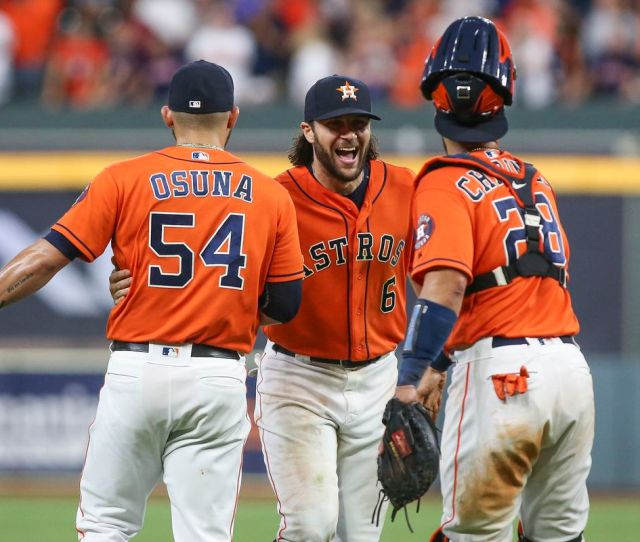 May 25th 2019 615 Cdt Red Sox Vs Astros