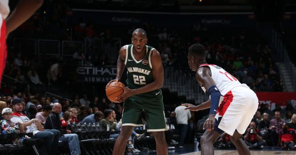 Rapid Recap: Bucks 115, Wizards 108
