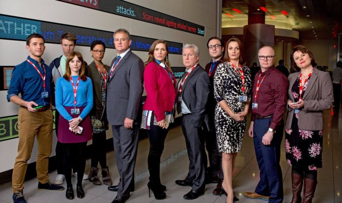 the cast of w1a