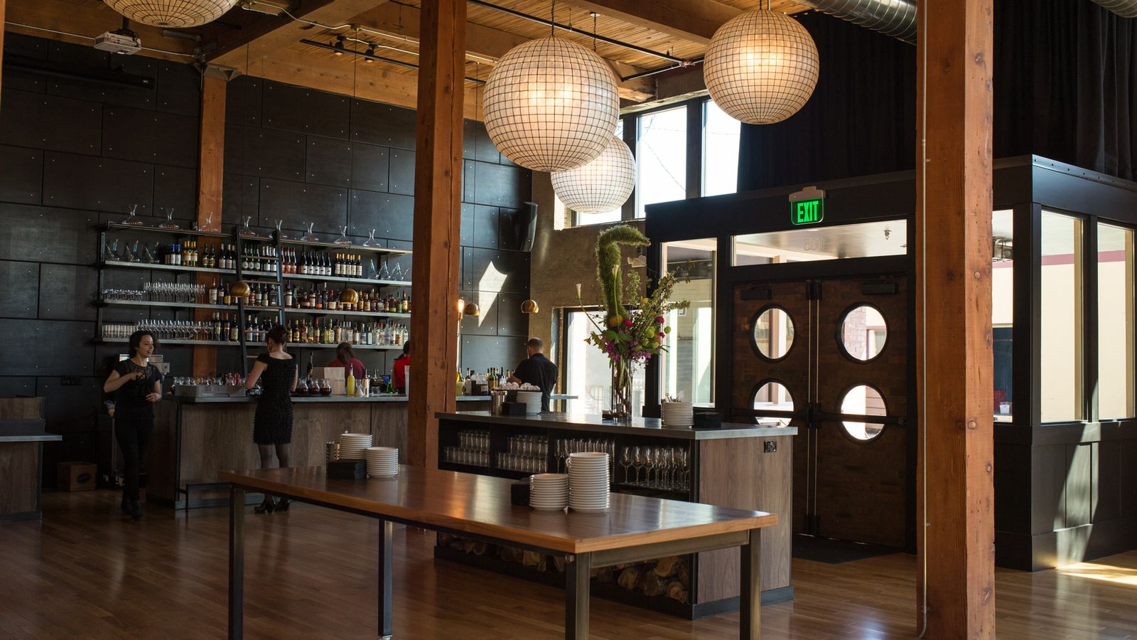 Check Out John Gorhams New Plaza Del Toro Event Space Eater Portland