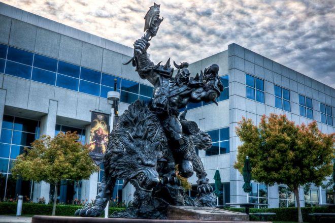 TFEVVVUBSZIU1515612314418.0 California sues Activision Blizzard over a culture of 'constant sexual harassment' | The Verge