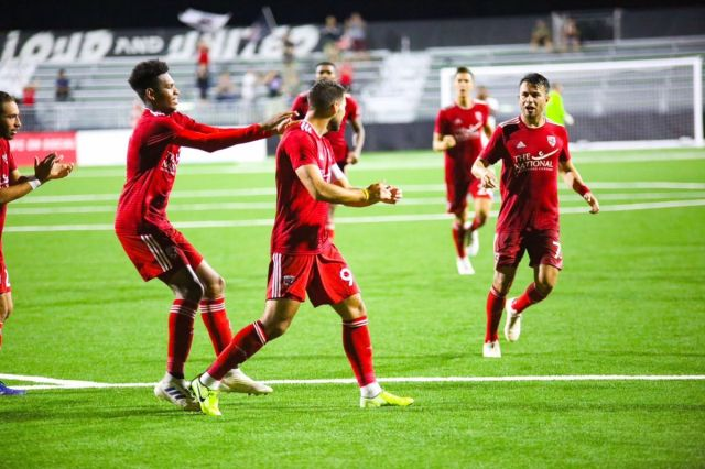 Loudoun United vs. Red Bulls II: Time, TV schedule and how to watch USL Championship online - Black And Red United