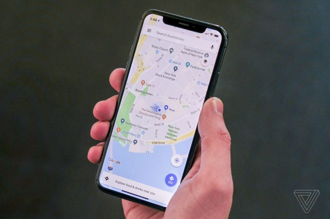 DSCF2501.0 Google Maps on iOS will soon let you report speed traps and traffic slowdowns | The Verge