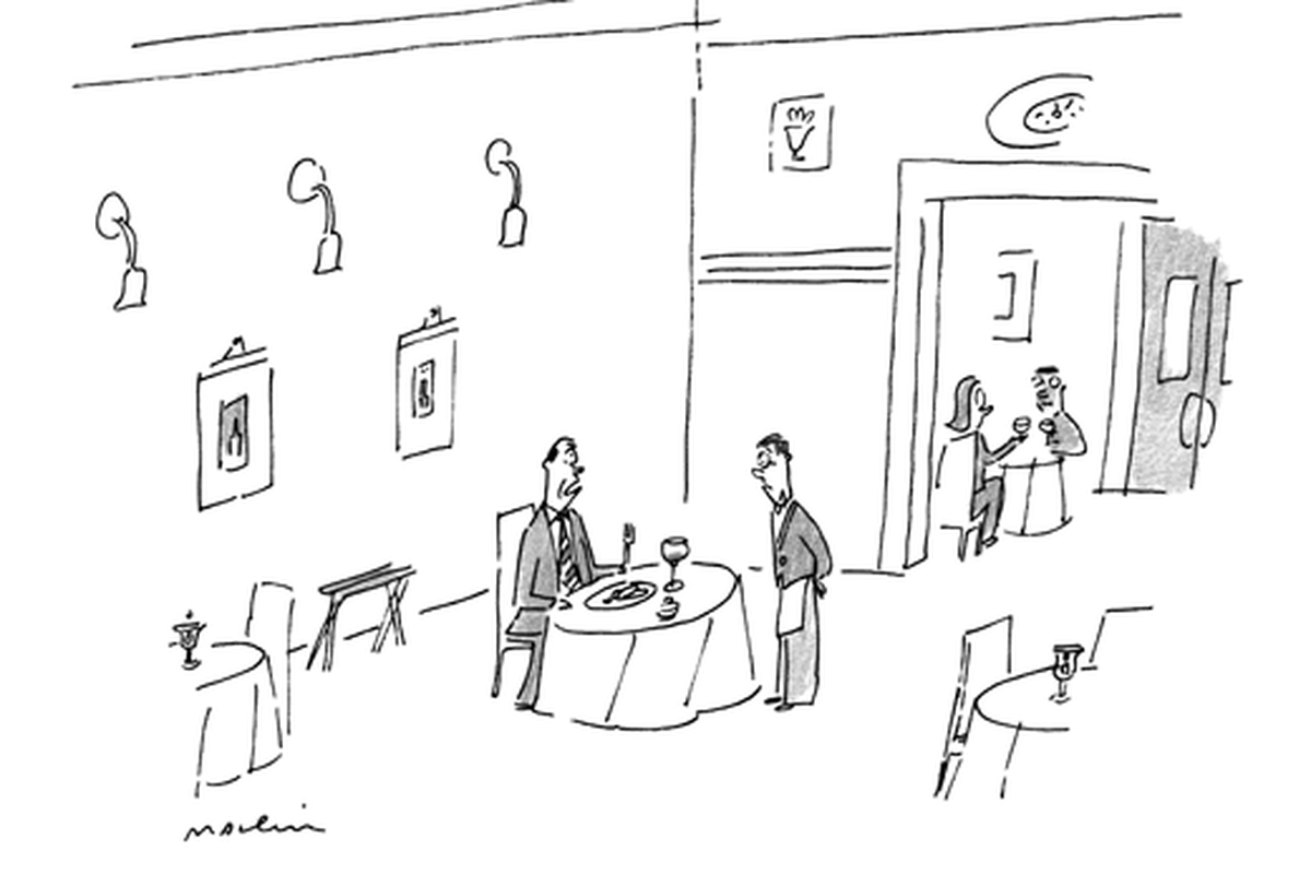 And Now A Cartoon From The New Yorker