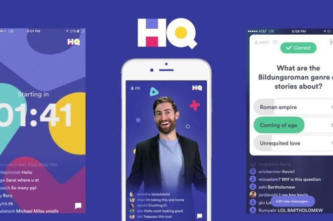 hq_trivia_app.0 HQ, maker of the once-popular HQ Trivia, is shutting down | The Verge