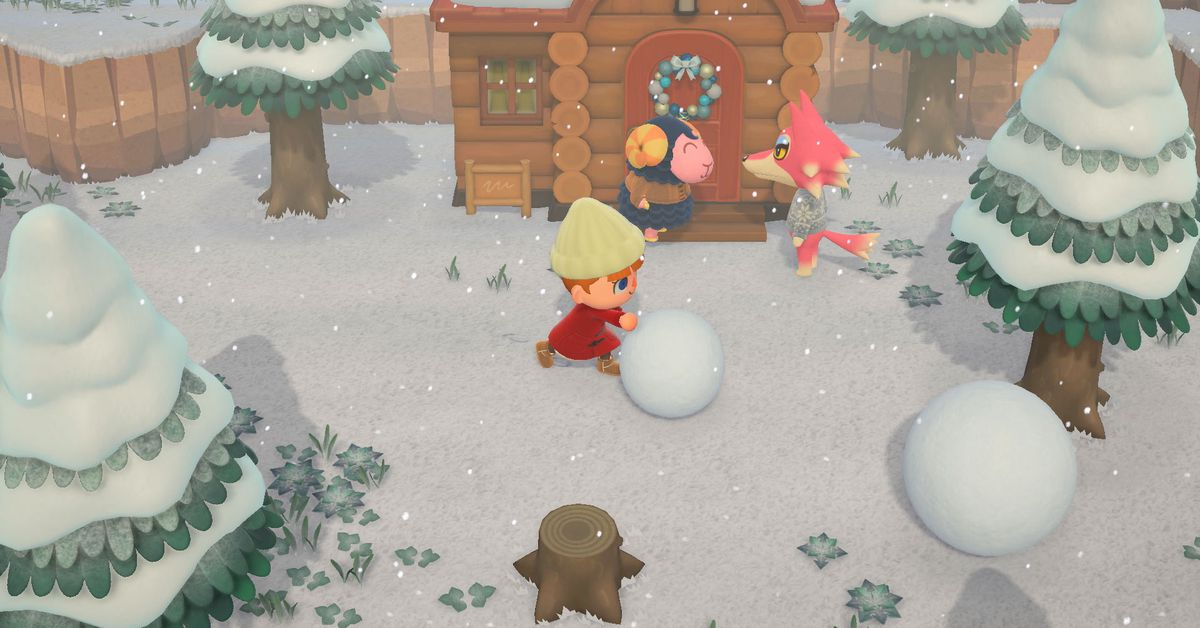 Animal Crossing gave me structure in a shapeless year
