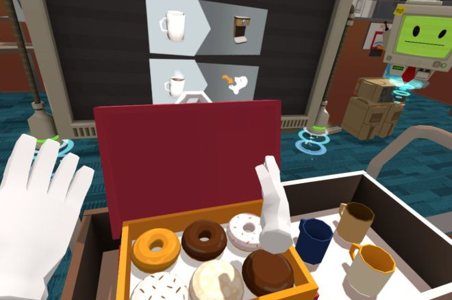 job-simulator-htc-vive-adi-robertson-1.0.0 Humble Bundle's latest offer packs in over $150 worth of VR games for $15   The Verge