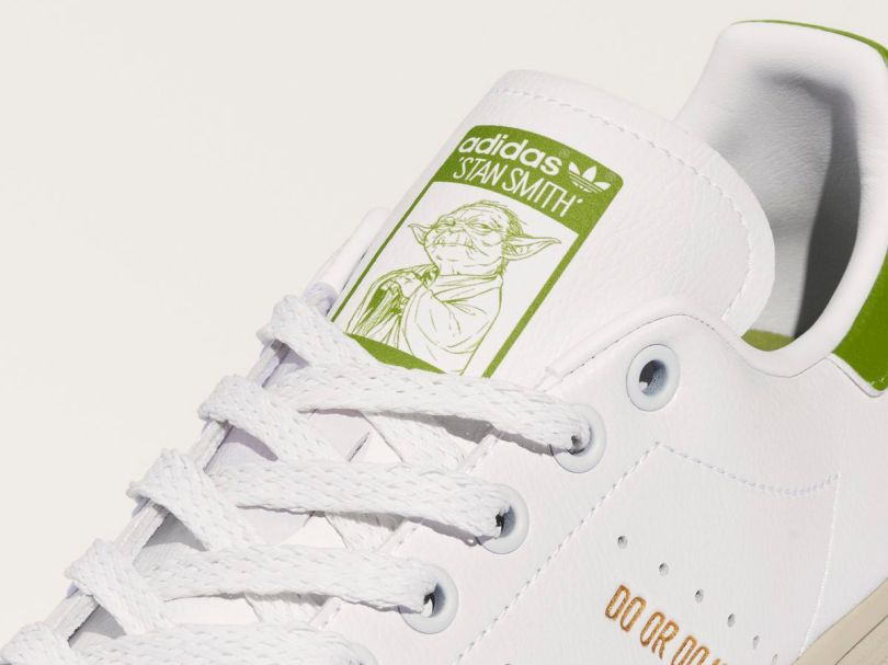 PR adidas SS21 StanSmith FY5463 Detail Tongue