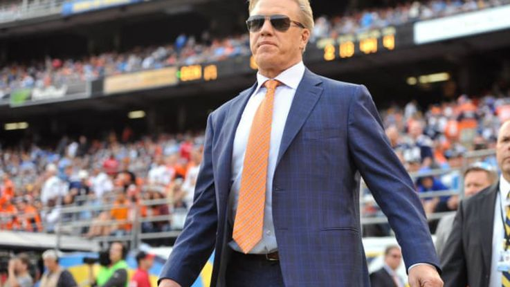 Elway bosses another draft for Broncos