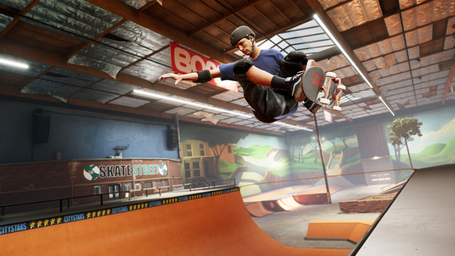 THPS_SS_XSX_Reveal_Screenshots_THawk_01_Final.0 Tony Hawk's Pro Skater 1 and 2 is coming to PS5, Xbox Series X, and Nintendo Switch | Polygon