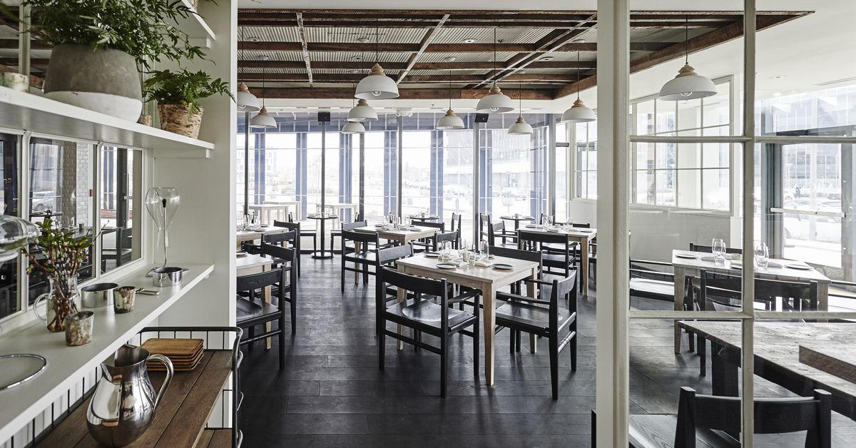 The Restaurant That Puts The Modern In Modern Farmhouse