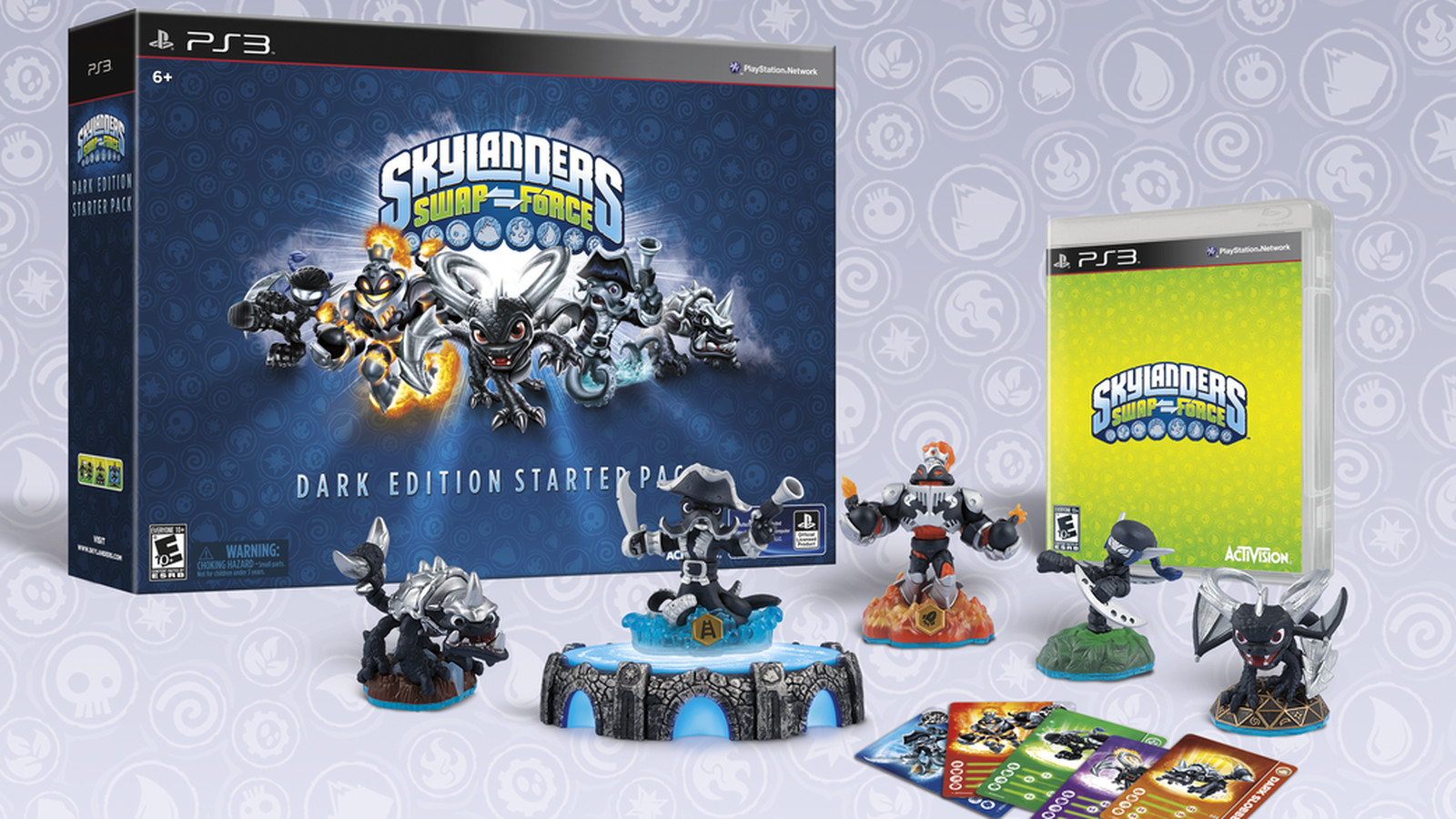 Skylanders Swap Force Dark Editions Special Characters Announced Polygon