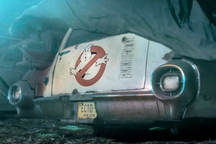 Ghostbusters, Dan Aykroyd, Jason Reitman
