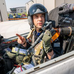 Jared Isaacman, a trained pilot and commander of the Inspiration 4 mission