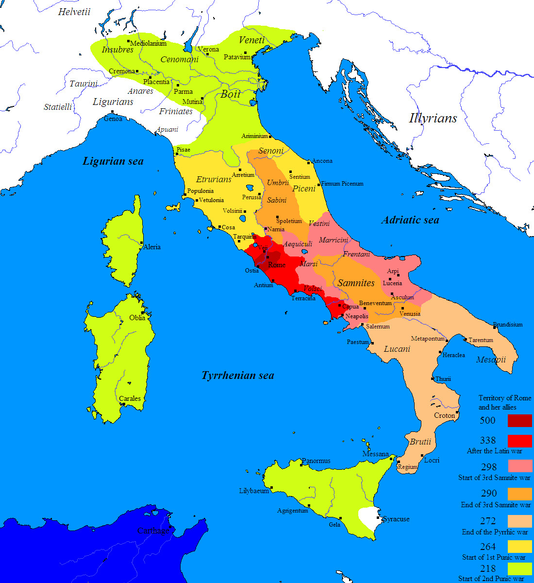 The Roman Empire Explained In 40 Maps