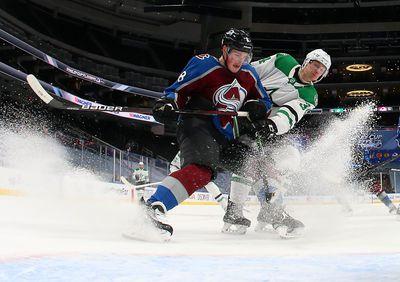 Dallas Stars v Colorado Avalanche - Game One