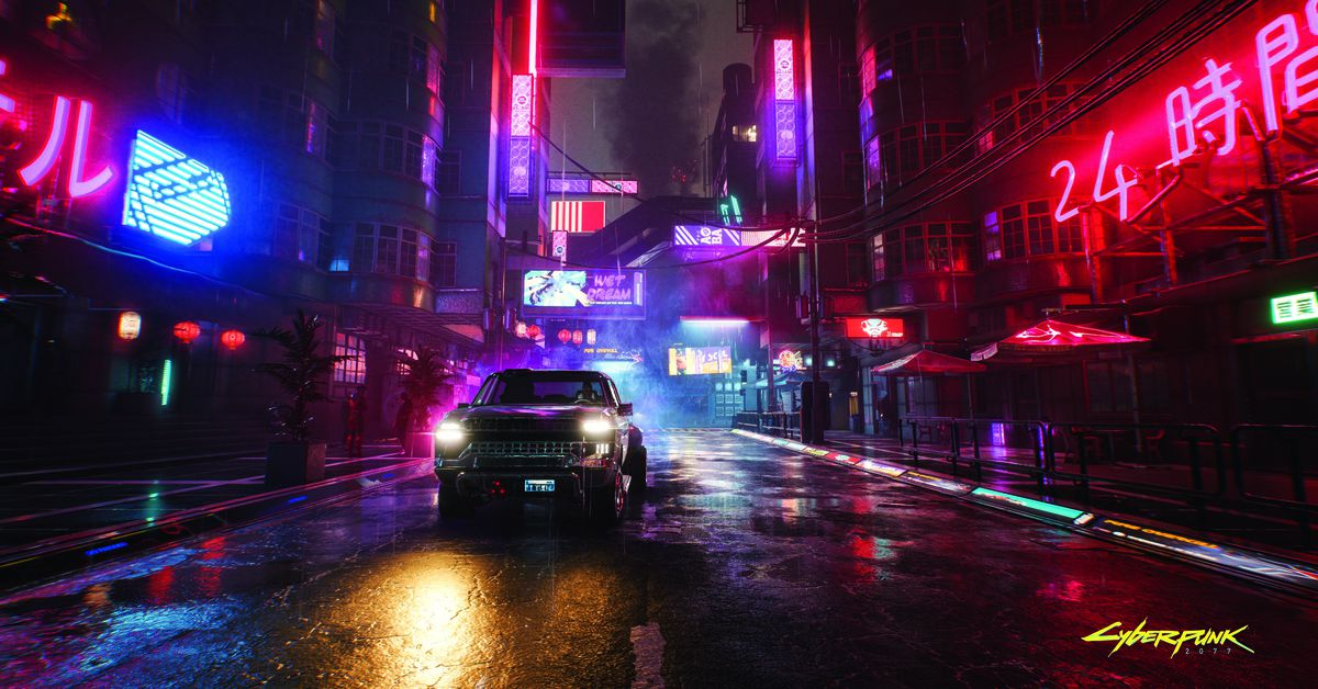 Cyberpunk 2077's 1.2 patch promises to tone down omniscient teleporting cops and pinball driving